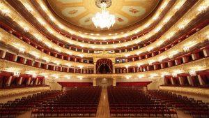 The Bolshoi, Moscow