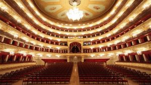 The Bolshoi, Moscow